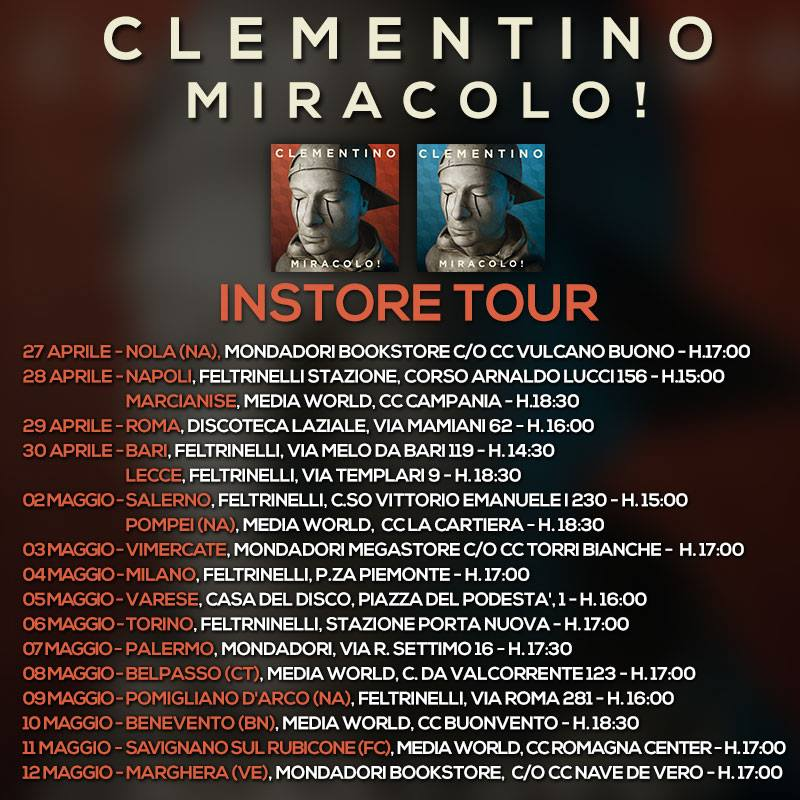 clementino-instore-tour