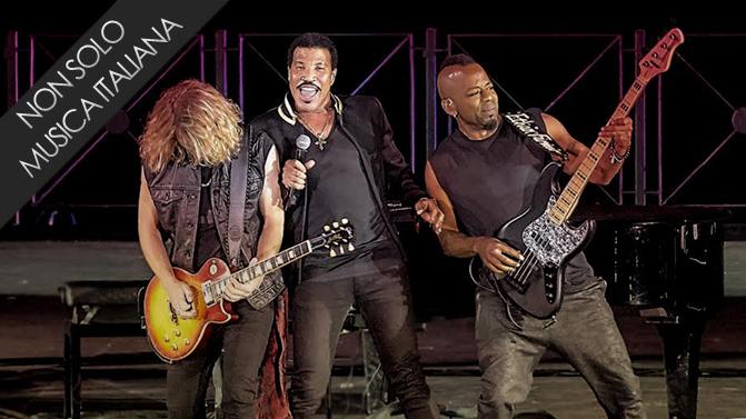 Lionel Richie live 2016