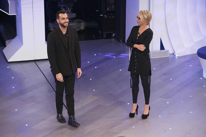 MARIA E MARCO MENGONI