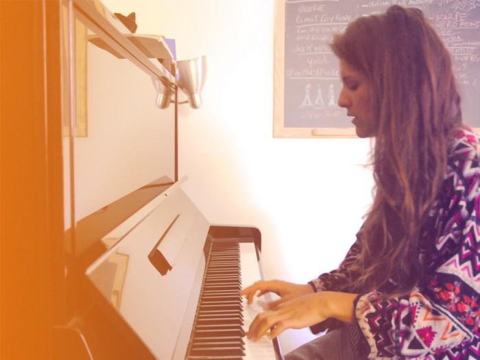 MATS foto 2 Giulia canta