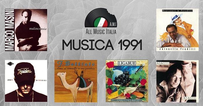 MUSICA 1991