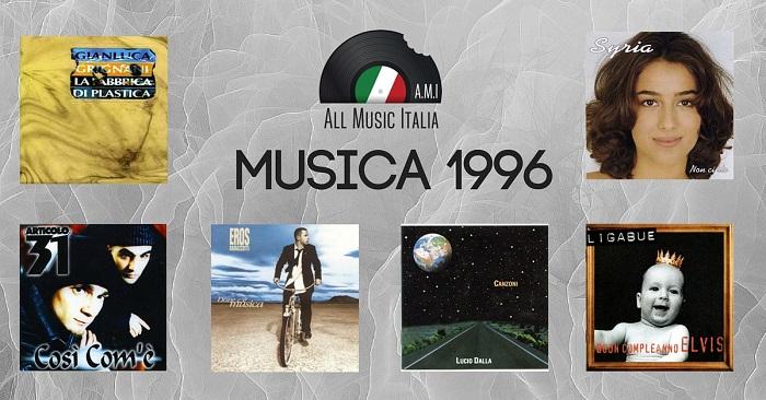 MUSICA 1996