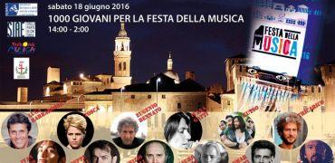 FESTA DELLA MUSICA: il 18 giugno a Mantova LA FESTA DEI 1000 GIOVANI organizzata dal MEI. Info e appuntamenti