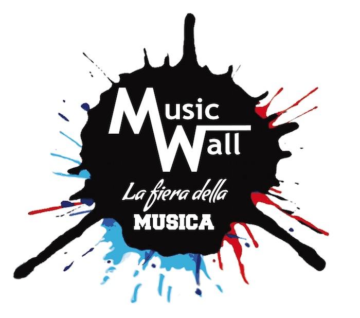 Music Wall logo quadrato