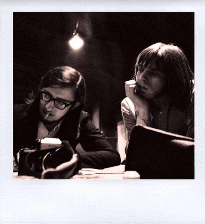 Nomadi-Augusto-Daolio-Beppe-Carletti-Polaroid