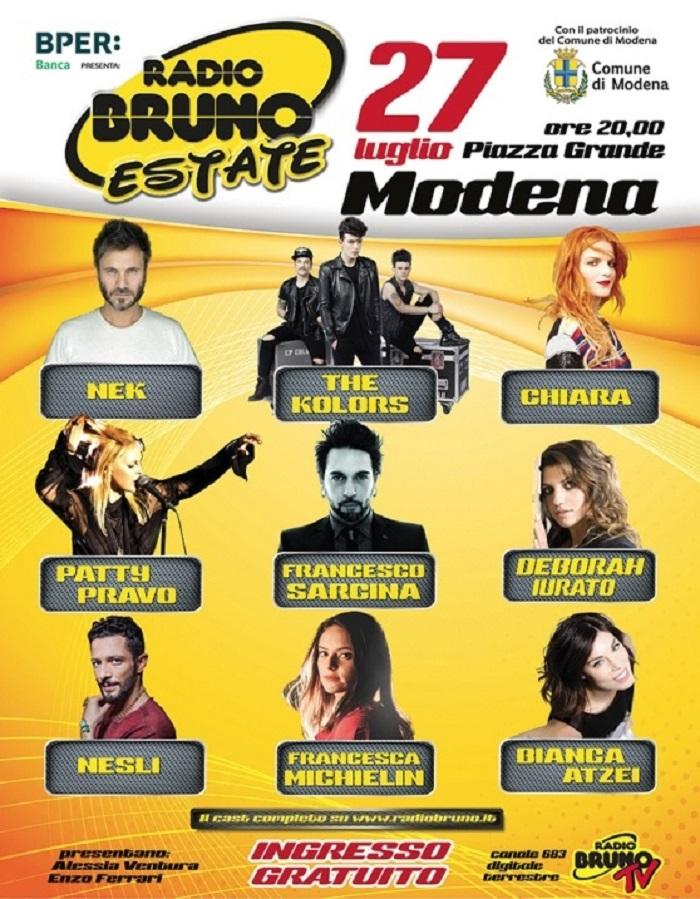 Radio-Bruno-Estate-2015-Modena