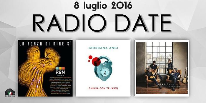 Radio Date 8 luglio