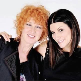 Laura Pausini e Fiorella Mannoia (Fonte: Pagina instragram ufficiale Laura Pausini)