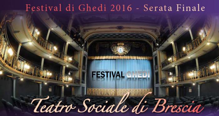 Proprogate al 13 settembre le iscrizioni alla nuova edizione del Festival di Ghedi. Premi da parte di Sony Music, Warner Chappel e All Music Italia. Scopri tutto qui.