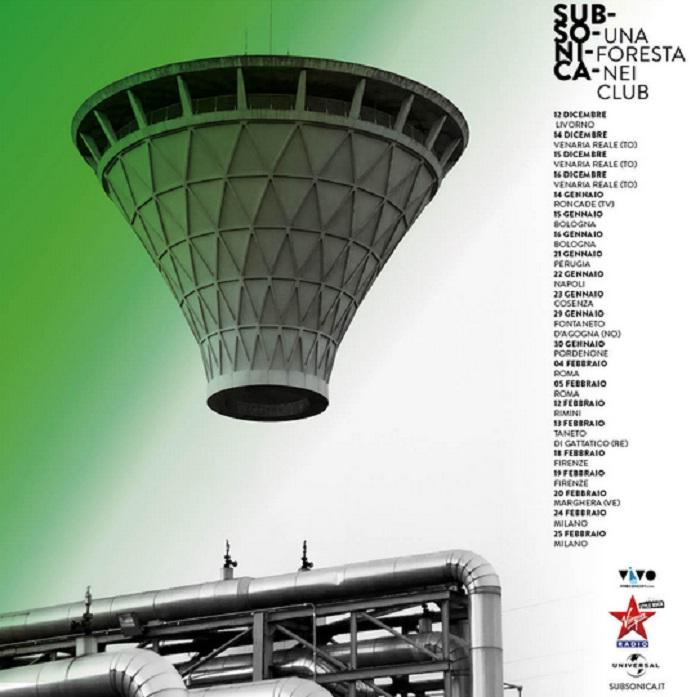 Subsonica-Una-Foresta-Nei-Club-Tour