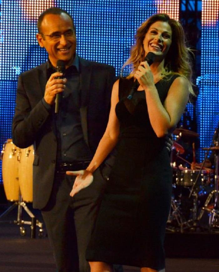 Wind-Music-Awards_Carlo Conti_Vanessa-Incontrada