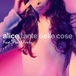 alice cover tante belle cose