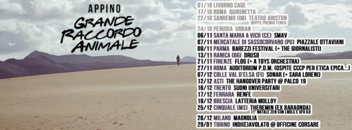 appino tour