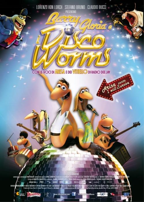 barry, gloria e i disco worms_locandina_m
