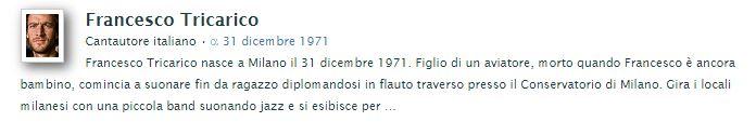 biografieonline-tricarico