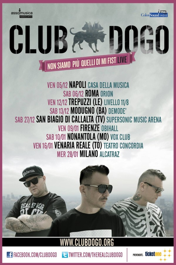 club dogo tour