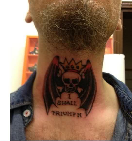 Incontri qualcuno coperto di tatuaggi
