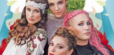 """SIMONETTA, GRETA, VERDIANA e ROBERTA tornano il 30 settembre con """"L'Origine"""": ecco alcuni scatti in esclusiva dal set del video"""