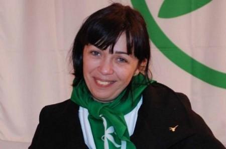 Emanuela Munerato, senatrice della Lega Nord - emanuelamunerato-e1408614803550