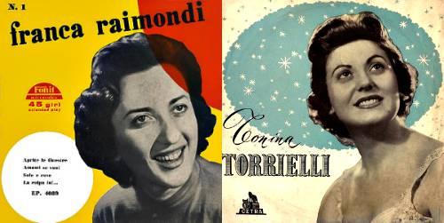 Sanremo ed eurovision un legame lungo 60 anni - Franca raimondi aprite le finestre ...