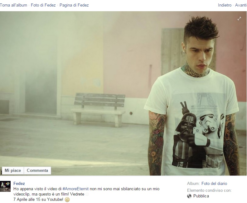 fedez-amore-eternit-video