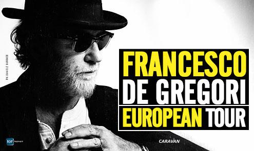 francesco de gregori tour