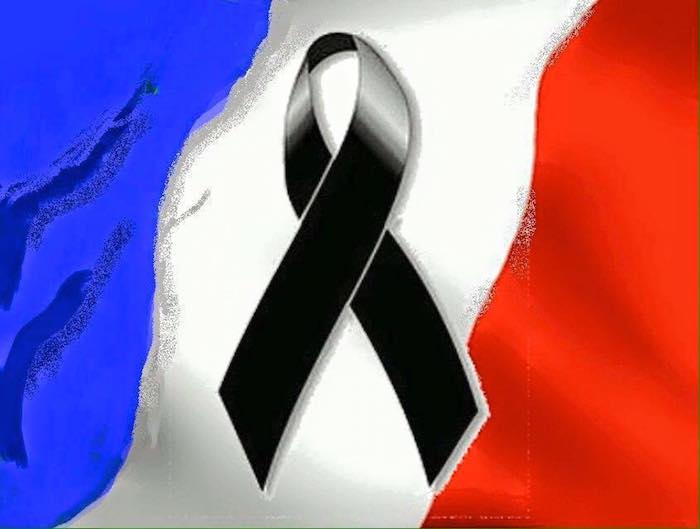 francia-lutto