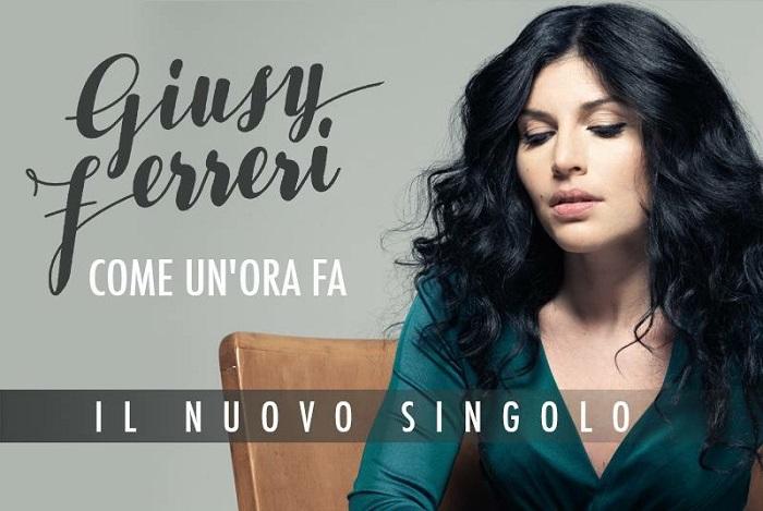 Giusy Ferreri   Come un'ora fa (2016)by Magico.mp3 (singolo)
