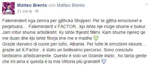 matteo-brento-x-factor-albania