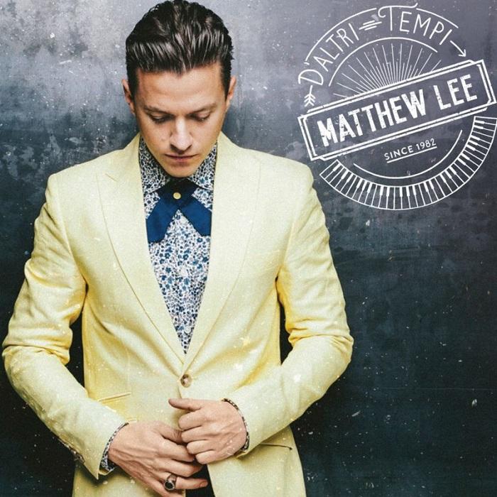 matthew-lee-D-altri-tempi_cover album