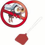 mosca-schiacciata