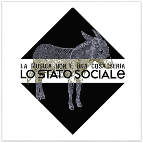 Lo stato sociale la musica non è una cosa seria copertina