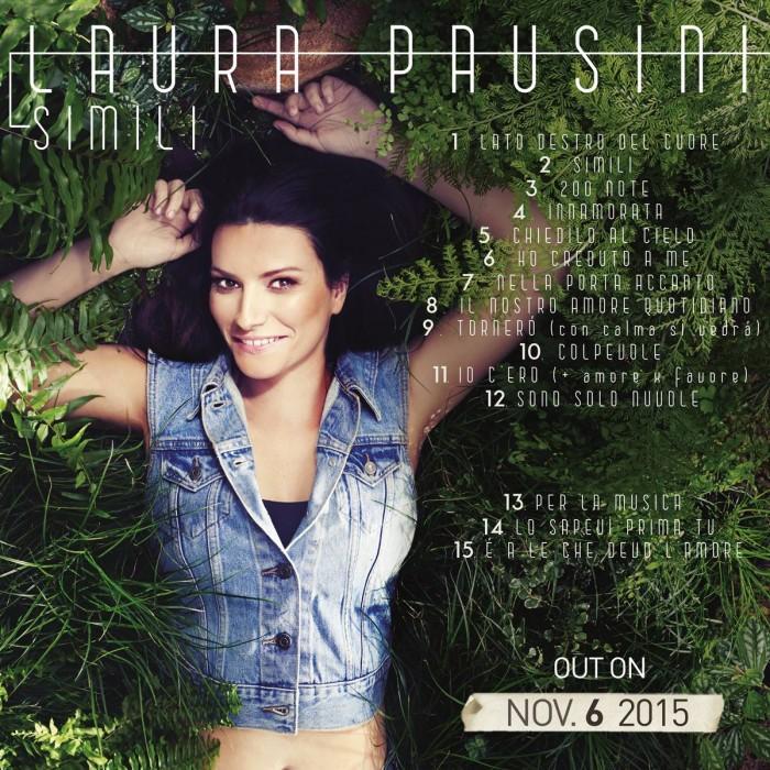 pausini-tracklist