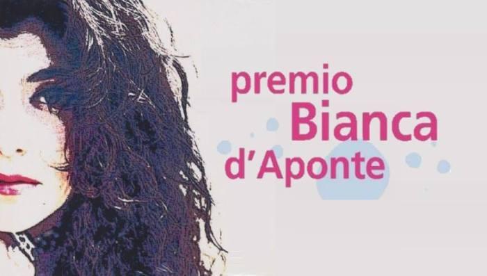 Premio Bianca D'Aponte 2016