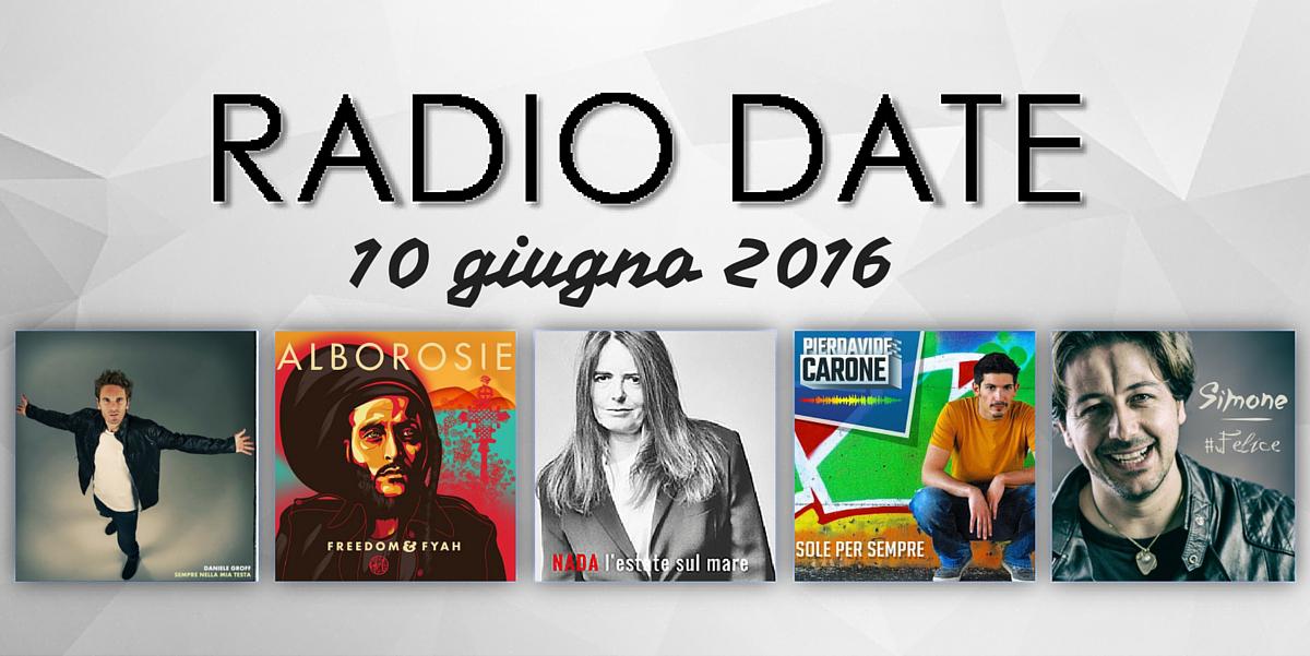 #radiodate-10-giugno