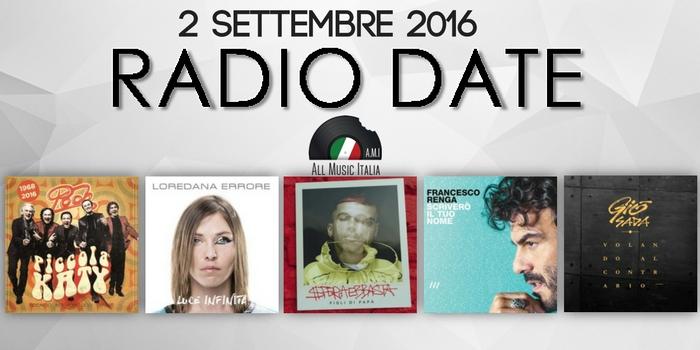 radiodate 2 settembre