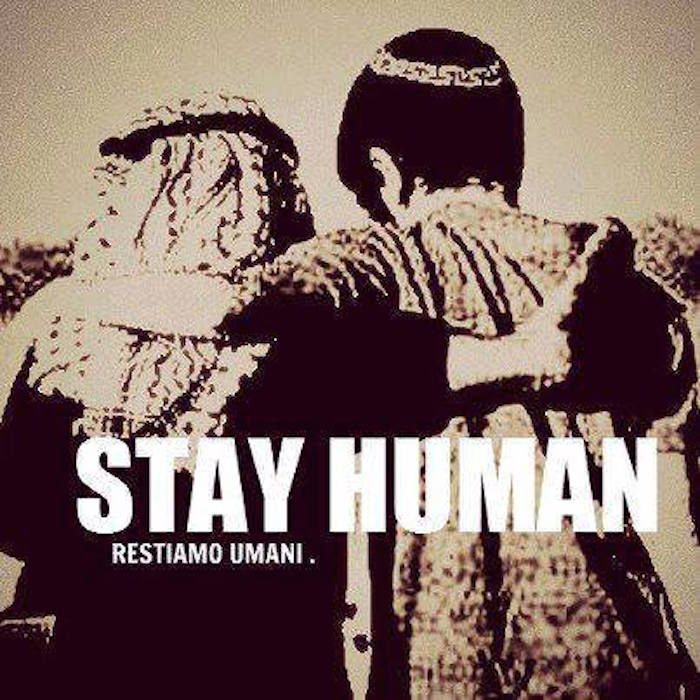 stay-human