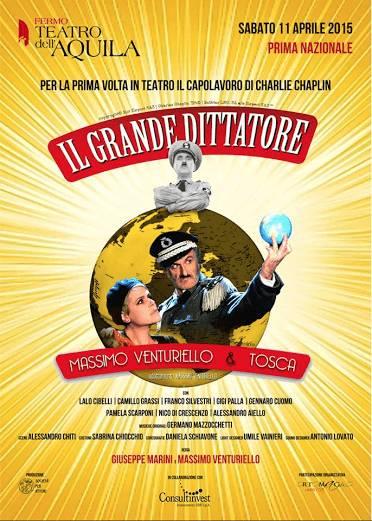 tosca_venturiello_il_grande_dittatore_locandina